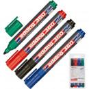 Маркер для досок Edding Е-360 4 цвета набор