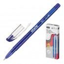 Ручка шариковая Attache Selection Sky, маслянная, синяя, 0,5 мм