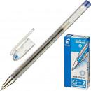 Ручка гелевая Pilot G-1  синяя