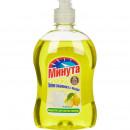 Средство для посуды Минута, лимонная,0,5л