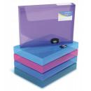 Короб архивный Rapesco Rigid Wallet. A-4+,цвет в ассортим, 40 мм