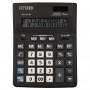 Калькулятор CITIZEN Correct D-312/CDB1201BK 12-разрядный серый