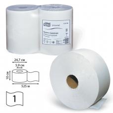 Бумага туалетная TORK  1сл.525м  6 рул/упак120195