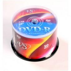 Диск DVD-R на шпинделе  VS  50 шт