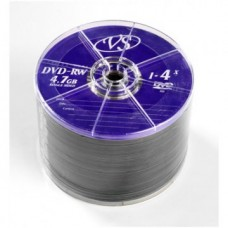 Диск DVD-RW   VS   50шт/  на шпинделе