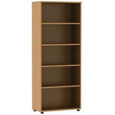 Шкаф для документов открытый Лайт 700*350*1830 ЛТ Ш-02