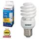 Лампа энергосберегающая Старт/Sonnen15W (75Вт), цоколь E27, холодный белый