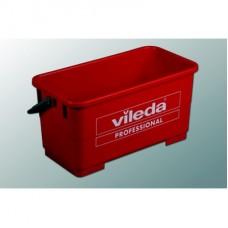 Ведро Vileda для мытья окон 22л ( 47,5х20,5х27)см