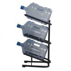 Стеллаж для воды Бридж-3 на 3 тары