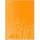 Папка с прижимом Attache Fantasy , оранжевая