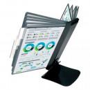 Демо-система Mega Office (метал. основа, 10 панелей, черный)
