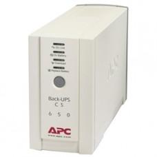 ИБП APC by Schneider Electric Back-UPS CS 650VA