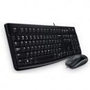 Клавиатура Logitech Classic Desktop MK120 920-002561