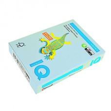 Бумага цветная.IQ А-3 160г/м МВ30-голубой, 250 листов