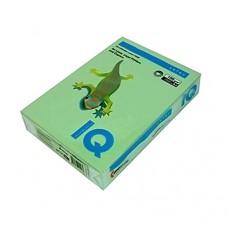 Бумага цветная.IQ А-3 160г/м МG28 - зеленый, 250 листов