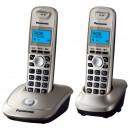 Радиотелефон Panasonic KX-TG2512RUS DECT серебристый металли