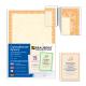 Сертификат-бумага  А-4, 25 листов, оранжевый интенсив