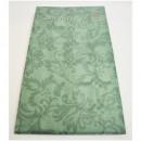 Скатерть бумажная Vitto Prestige 120*180 см зелёная с полимер.покр.