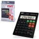Калькулятор STAFF STF-555, 12 разр,настольный, пересчет налогов