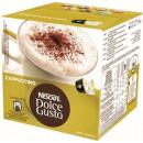 Капсулы для кофемашин NESCAFE DOLCE GUSTO Каппучино 16x200г