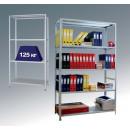 Стеллаж металлический 4 полки  2000*600*1000 СТФ нагрузка до 125 кг