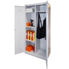 Шкаф металлический ШМУ 22-800 универсальный (185x80x49 см)