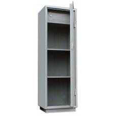 Шкаф КБ/КБС 021Т бухгалтерский металлический (1300х420х360мм) с трейзером
