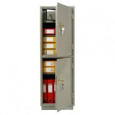 Шкаф КБ/КБС 023 бухгалтерский металлический (1300х420х360мм)