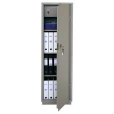 Шкаф КБ/КБС 031Т бухгалтерский металлический (1560х470х395мм)с трейзером