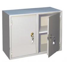 Шкаф КБ/КБС 09 бухгалтерский металлический (700*880*390мм)