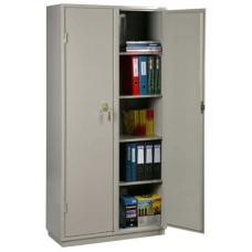 Шкаф КБ/КБС 10 бухгалтерский металлический  (1850*880*390мм)