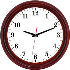 Часы настенные Reiter 95F круг. цифер. бел. оправ. дерево