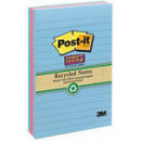 Блок самокл 3М Post-it 102*152 3 цвета неоновые 3 блока по 90 листов