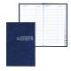 Книга телефонная 95*172 синяя БАЛАКРОН тиснение фольг.