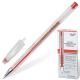 Ручка гелевая Crown красная