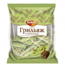 Конфеты Грильяж в шоколаде 250г