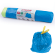 Мешки для мусора 120л 70x110 см, с ручками/завязками 10 шт.