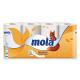 Полотенце бумажное MOLA 2-х слойн  (4 шт/упак)