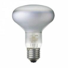 Лампа зеркальная OSRAM/Philips E-27/R80  75Вт
