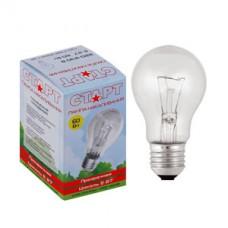 Лампа накаливания 60 Вт цоколь Е-27