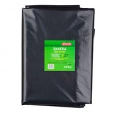 Мешки для мусора 160л 90х120 65мкр, 10шт./уп
