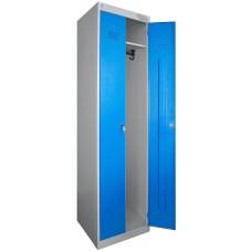 Шкаф для одежды ШРЭК 22-530 металлический двухдверный (1850*500*490)