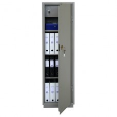 Шкаф КБС бухгалтерский металлический с трейзером, 470х395х1560