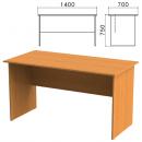 Стол письменный Лайт прямоугольный 1400*700*750, ЛТС 7-14