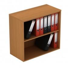Шкаф стеллаж низкий Лайт 700*350*770 цвет любой