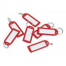 Брелок для ключей цвет-красный     10шт/уп