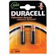 Батарейки Duracell ААА LRO3