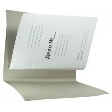 Обложка «Дело» 260г/м2, картонная немелованная