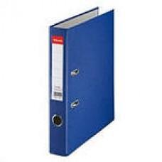Папка регистратор Esselte Econ  5 см,синяя