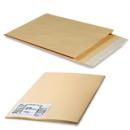 Пакет Е-4 300*400мм Multipack, крафт,  стрип (100 г/кв.м) цена за 1 шт